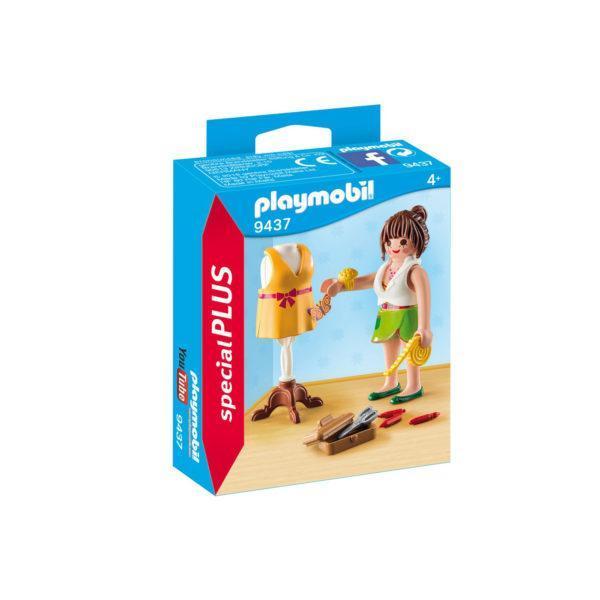 Конструктор игровой Playmobil «Экстра-набор: Модельер» (арт. 9437)