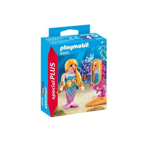 Конструктор игровой Playmobil «Экстра-набор: Русалка» (арт. 9355)