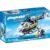 Конструктор игровой Playmobil «Полиция: Тактическое подразделение – вертолёт» (арт. 9363)