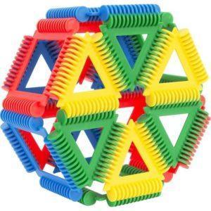 Конструктор Игруша Геометрические блоки