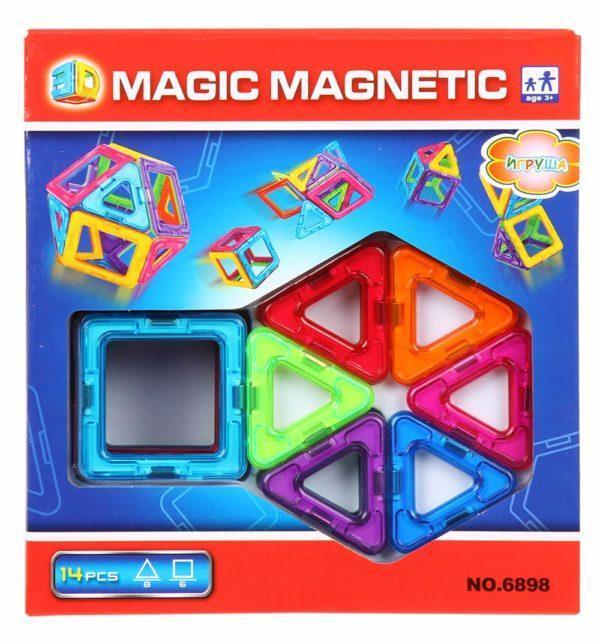 Конструктор Игруша «Magic Magnetic» (арт. 6898)