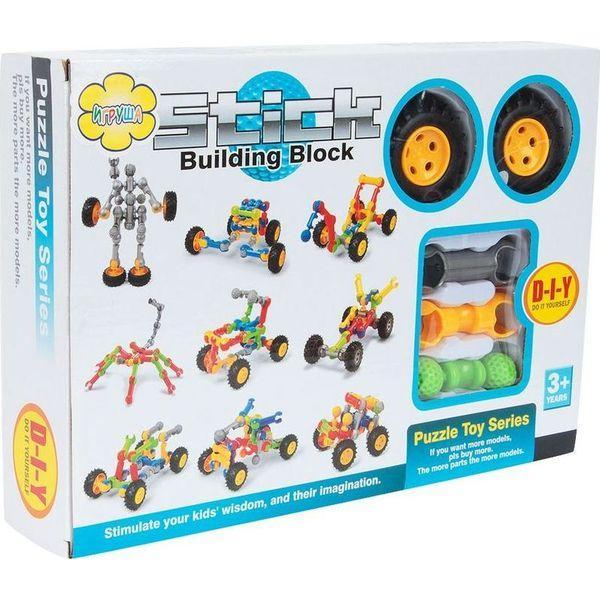 Конструктор «Инженер: Строительные блоки» (24 элемента)