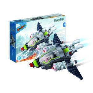 Конструктор «Истребитель» (155 деталей)