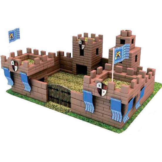 Конструктор из кирпичиков – Крепость, 600 деталей