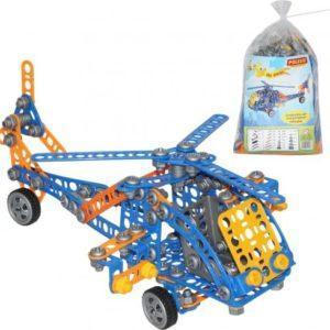 Конструктор «Изобретатель: Большой синий вертолёт» (232 элемента, арт. 55033)