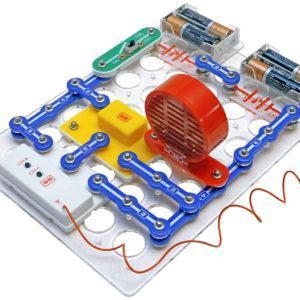 Конструктор электронный - Первые шаги в электронике - Набор C, 34 схемы