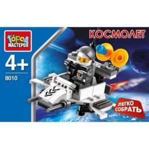 Конструктор - Космос: Космолет с фигуркой