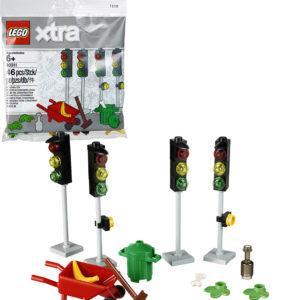 Конструктор LEGO (арт. 40311) «Дорожные знаки»