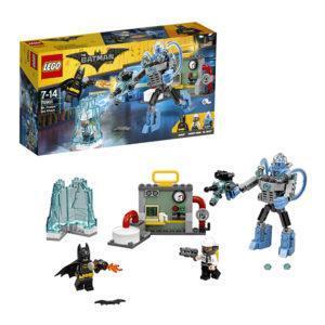 Конструктор Lego Batman Movie (арт. 70901) «Ледяная aтака Мистера Фриза»