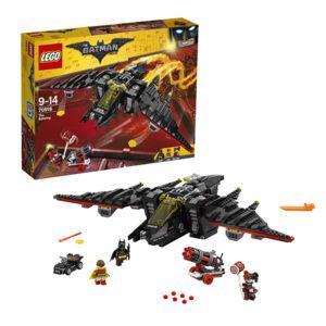 Конструктор LEGO Batman Movie (арт. 70916) «Фильм Бэтмен: Бэтмолёт»