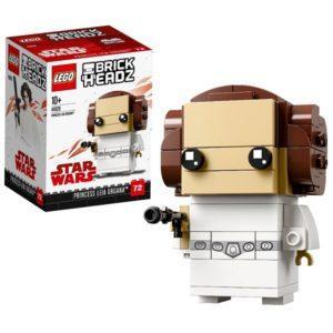 Конструктор LEGO Brickheadz (арт. 1628) «Принцесса Лея Органа»
