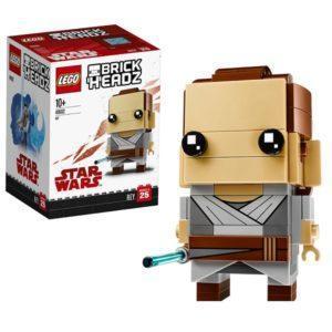 Конструктор LEGO Brickheadz (арт. 41602) «БрикХедз Рей»