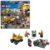 Конструктор LEGO City (арт. 60184) «Бригада шахтеров»