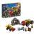 Конструктор LEGO City (арт. 60186) «Тяжёлый бур для горных работ»