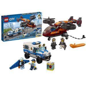 Конструктор LEGO City (арт. 60209) «Кража бриллиантов»