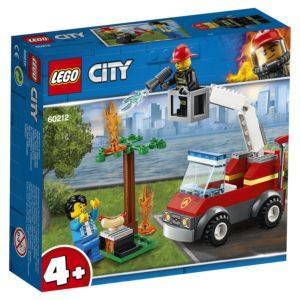 Конструктор LEGO City (арт. 60212) «Пожар на пикнике»