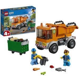 Конструктор LEGO City (арт. 60220) «Мусоровоз»