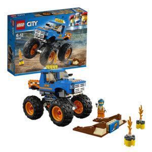 Конструктор LEGO City (арт. 60180) «Монстр-трак»