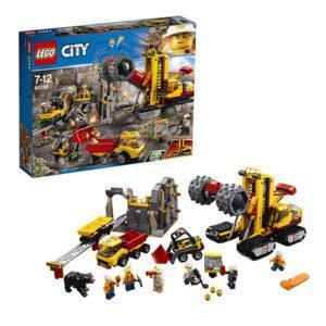 Конструктор LEGO City (арт. 60188) «Шахта»