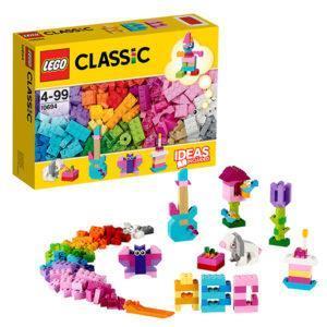 Конструктор LEGO Classic (арт. 10694) «Набор для творчества - пастельные цвета»