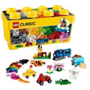 Конструктор LEGO Classic (арт. 10696) «Набор для творчества среднего размера»