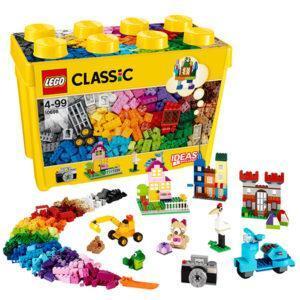 Конструктор LEGO Classic (арт. 10698) «Набор для творчества большого размера»