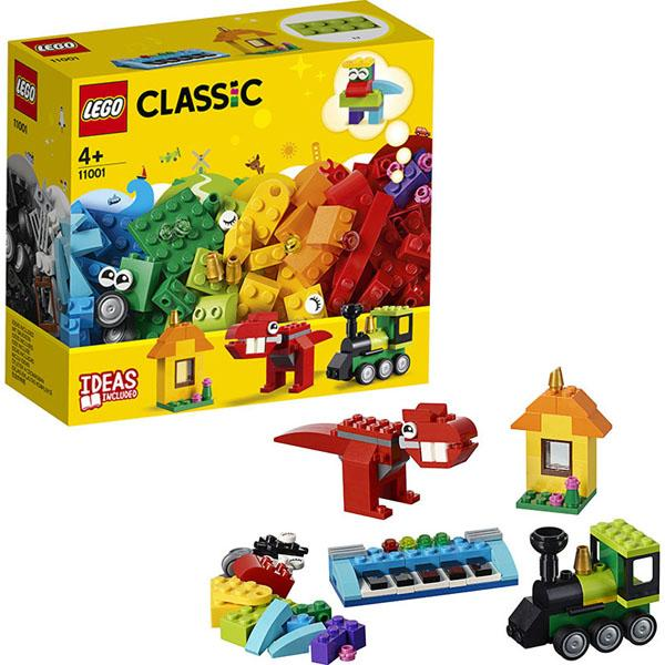 Конструктор LEGO Classic (арт. 11001) «Модели из кубиков»