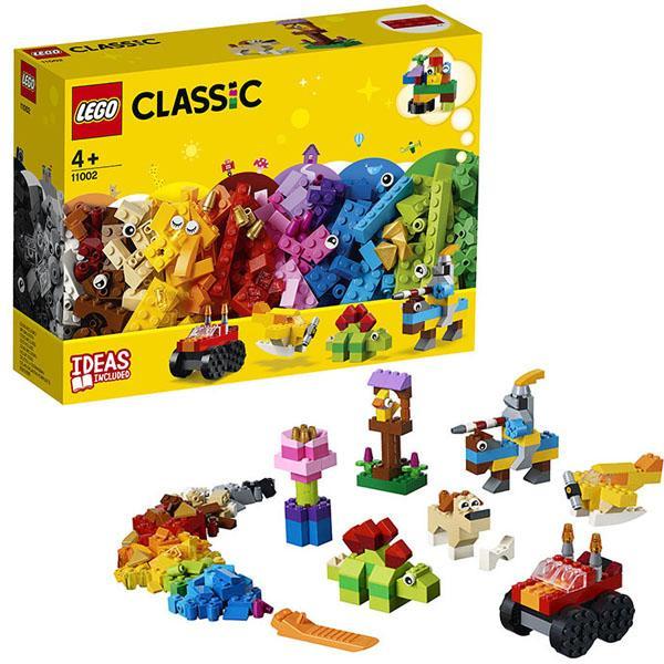 Конструктор LEGO Classic (арт. 11002) «Базовый набор кубиков»