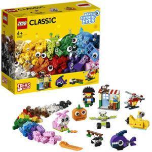 Конструктор LEGO Classic (арт. 11003) «Кубики и глазки»