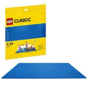 Конструктор LEGO Classic (арт. 10714) «Синяя базовая пластина»
