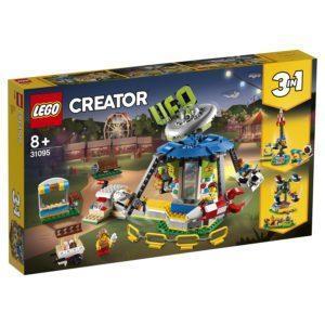 Конструктор LEGO Creator 3 в 1 (арт. 31095) «Ярмарочная карусель»