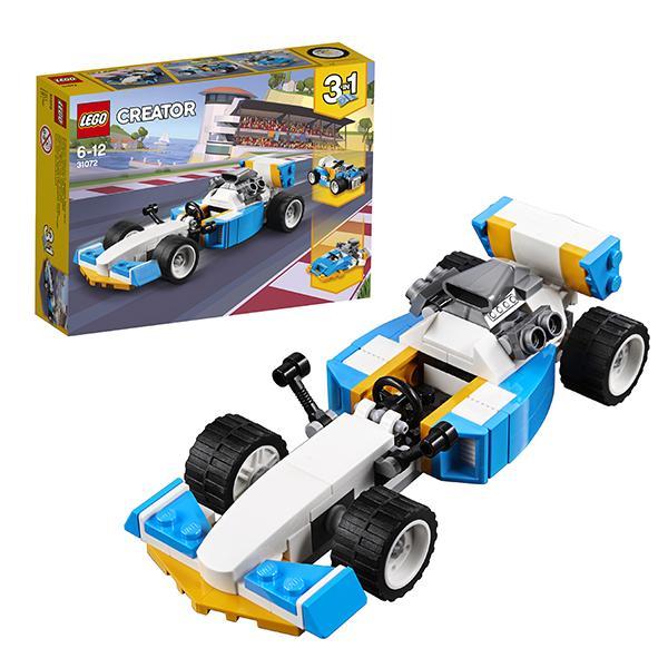 Конструктор LEGO Creator (арт. 31072) «Экстремальные гонки»