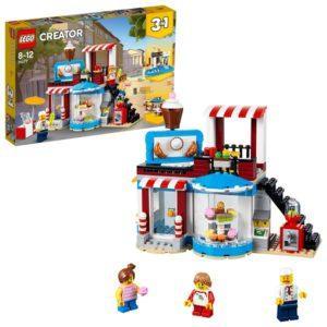 Конструктор LEGO Creator (арт. 31077) «Модульная сборка: приятные сюрпризы»