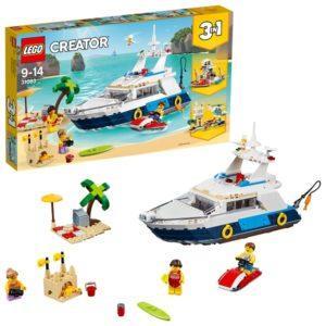 Конструктор LEGO Creator (арт. 31083) «Морские приключения»