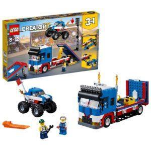 Конструктор LEGO Creator (арт. 31085) «Мобильное шоу»