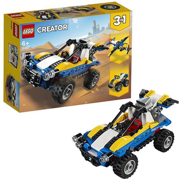 Конструктор LEGO Creator (арт. 31087) «Пустынный багги»