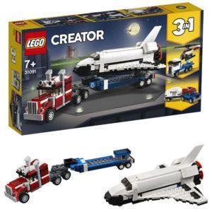 Конструктор LEGO Creator (арт. 31091) «Транспортировщик шаттлов»