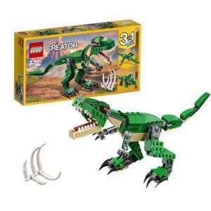 Конструктор LEGO Creator (арт. 31058) «Грозный динозавр»
