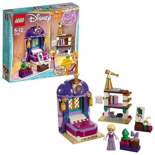 Конструктор LEGO Disney (арт. 41156) «Спальня Рапунцель в замке»