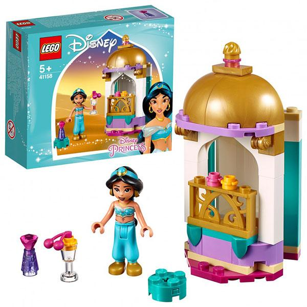 Конструктор LEGO Disney (арт. 41158) «Башенка Жасмин»