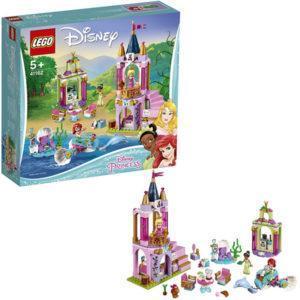 Конструктор LEGO Disney (арт. 41162) «Королевский праздник Ариэль, Авроры и Тианы»