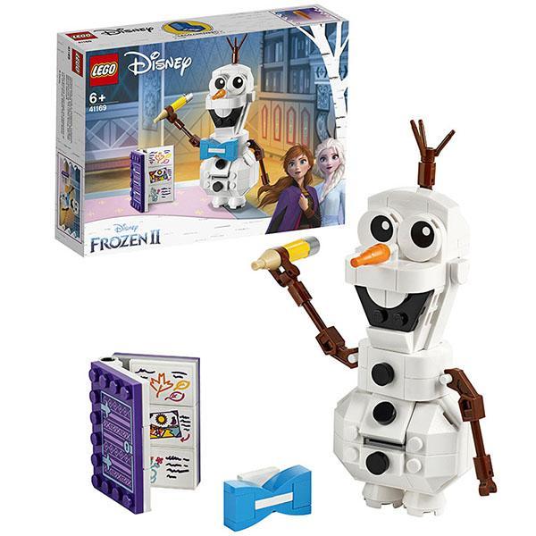 Конструктор LEGO Disney (арт. 41169) «Олаф»