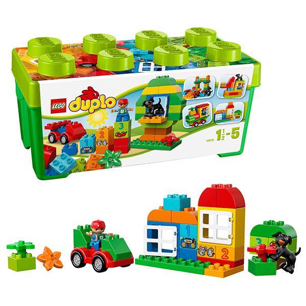 Конструктор LEGO Duplo (арт. 10572) «Механик»