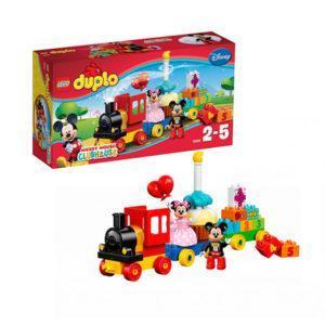 Конструктор LEGO Duplo (арт. 10597) «День рождения с Микки и Минни»
