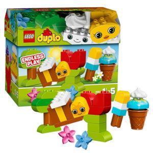 Конструктор LEGO Duplo (арт. 10817) «Времена года»