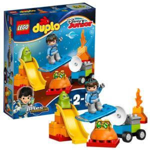 Конструктор LEGO Duplo (арт. 10824) «Космические приключения Майлза»