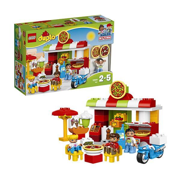 Конструктор LEGO Duplo (арт. 10834) «Пиццерия»