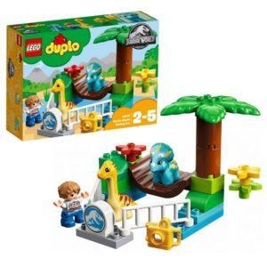 Конструктор LEGO Duplo (арт. 10879) «Jurassic World: Парк динозавров»