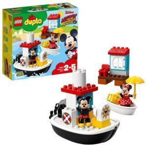 Конструктор LEGO Duplo (арт. 10881) «Дисней: Катер Микки»