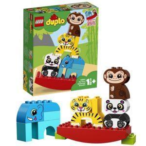 Конструктор LEGO Duplo (арт. 10884) «Мои первые цирковые животные»